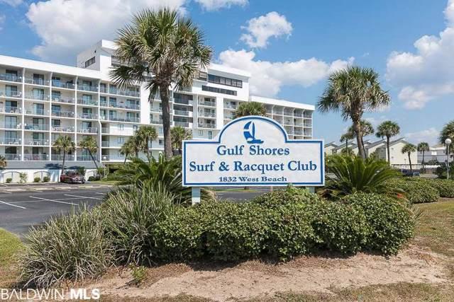 1832 W Beach Blvd 313 A, Gulf Shores, AL 36542 (MLS #289081) :: ResortQuest Real Estate