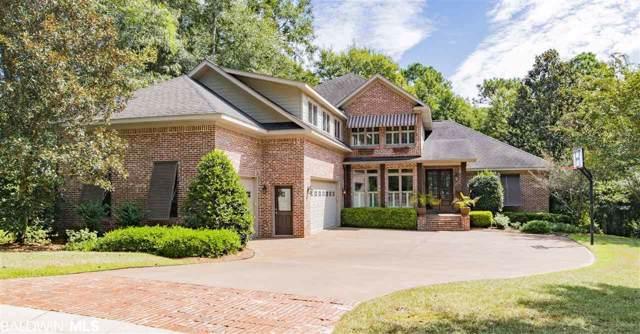 23203 Dovecote Ln, Fairhope, AL 36532 (MLS #289089) :: Jason Will Real Estate