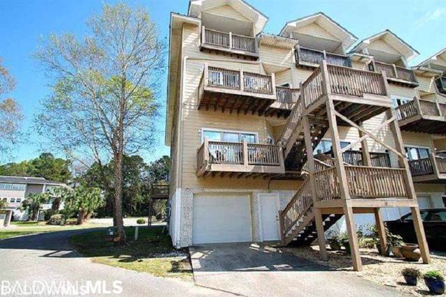 4 Yacht Club Drive #206, Daphne, AL 36526 (MLS #289113) :: Ashurst & Niemeyer Real Estate