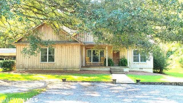 10058 Mcmillan Road, Stockton, AL 36579 (MLS #289136) :: ResortQuest Real Estate