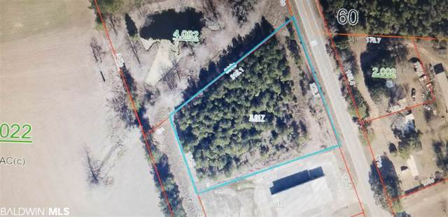 00 St Hwy 59, Bay Minette, AL 36507 (MLS #289162) :: Jason Will Real Estate