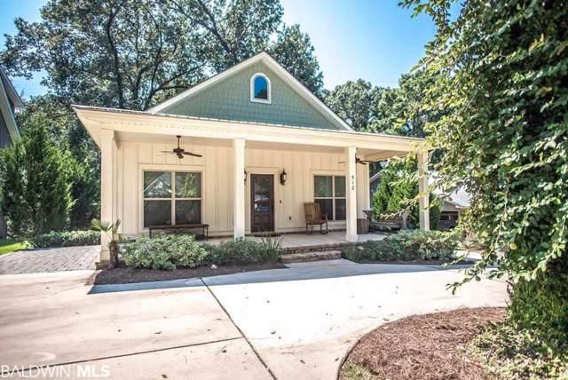 512 Belrose Avenue, Daphne, AL 36526 (MLS #289195) :: Gulf Coast Experts Real Estate Team