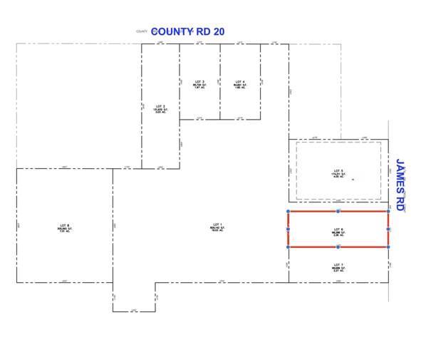 Lot 6 James Rd, Foley, AL 36535 (MLS #289207) :: Ashurst & Niemeyer Real Estate