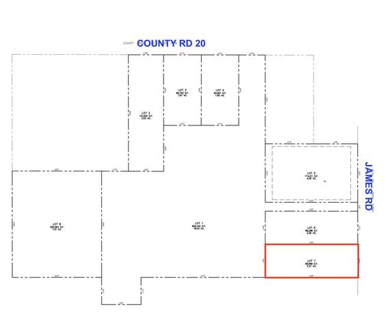 Lot 7 James Rd, Foley, AL 36535 (MLS #289209) :: Ashurst & Niemeyer Real Estate