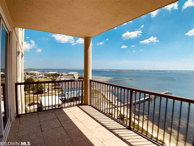 10335 Gulf Beach Hwy #702, Pensacola, FL 32507 (MLS #289234) :: Ashurst & Niemeyer Real Estate