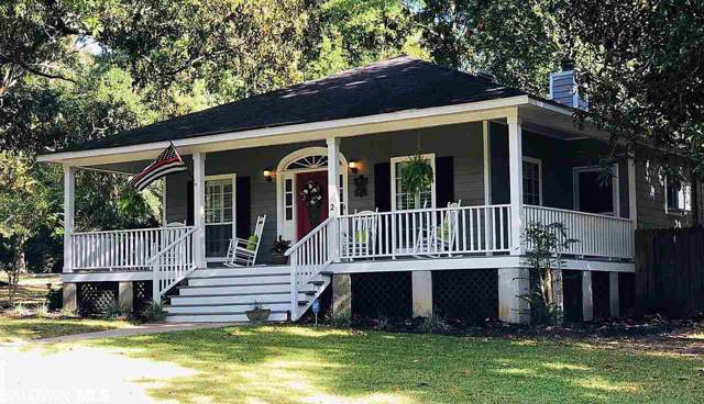2 Soldier's Route, Spanish Fort, AL 36527 (MLS #289261) :: Coldwell Banker Coastal Realty