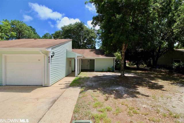 2277 Mockingbird Lane #602, Gulf Shores, AL 36542 (MLS #289294) :: The Kathy Justice Team - Better Homes and Gardens Real Estate Main Street Properties