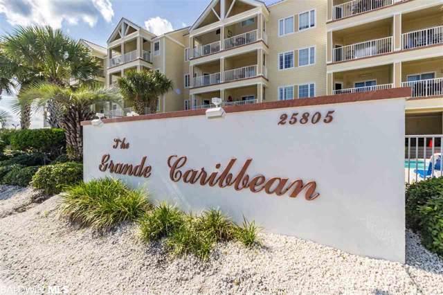 25805 Perdido Beach Blvd #124, Orange Beach, AL 36561 (MLS #289300) :: Ashurst & Niemeyer Real Estate