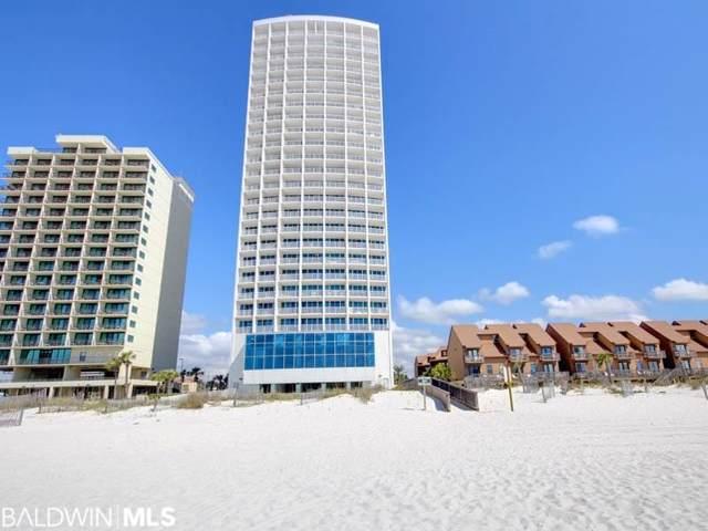 521 W Beach Blvd #1601, Gulf Shores, AL 36542 (MLS #289379) :: Ashurst & Niemeyer Real Estate