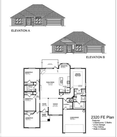 26022 Lakeland Drive, Loxley, AL 36551 (MLS #289397) :: Gulf Coast Experts Real Estate Team