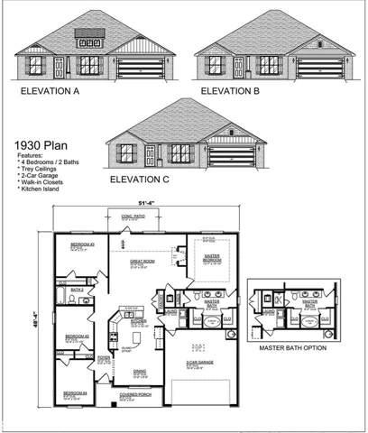 26038 Lakeland Drive, Loxley, AL 36551 (MLS #289430) :: Gulf Coast Experts Real Estate Team