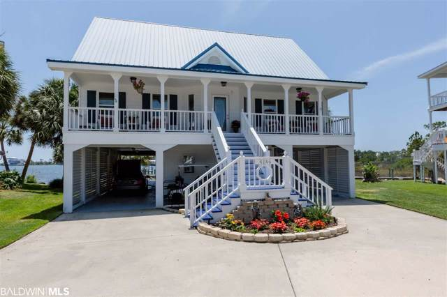 4146 Harbor Road, Orange Beach, AL 36561 (MLS #289440) :: Gulf Coast Experts Real Estate Team