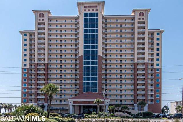 365 E Beach Blvd #901, Gulf Shores, AL 36542 (MLS #289523) :: Ashurst & Niemeyer Real Estate