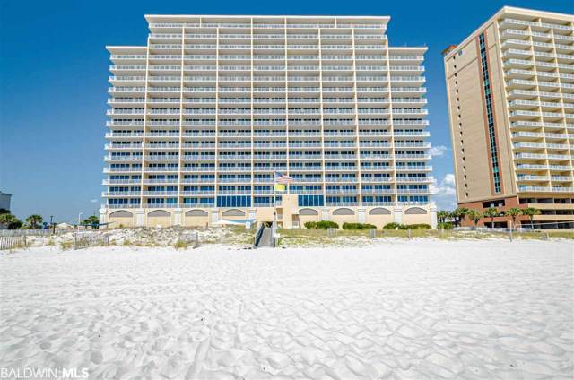 365 E Beach Blvd #1002, Gulf Shores, AL 36542 (MLS #289542) :: Ashurst & Niemeyer Real Estate