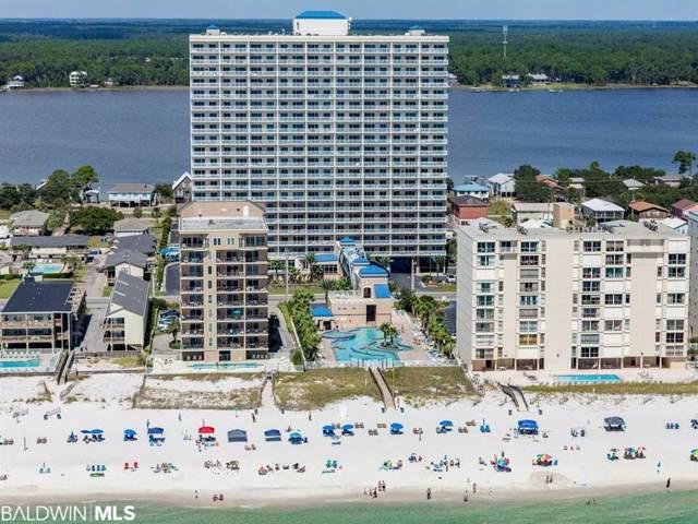 1010 W Beach Blvd #1804, Gulf Shores, AL 36542 (MLS #289616) :: Elite Real Estate Solutions