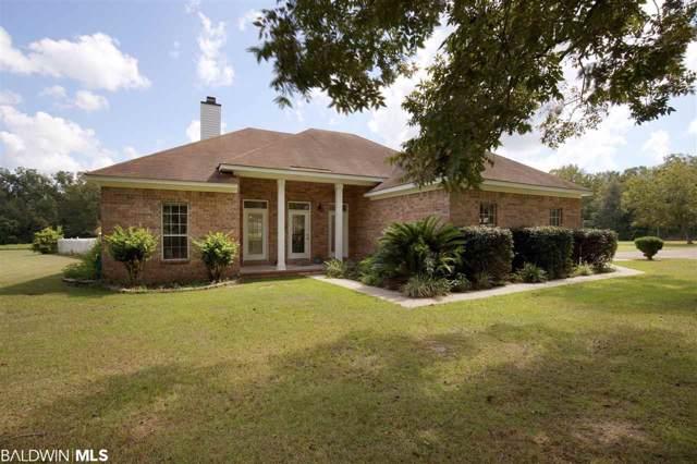 10989 Douglas Rd, Grand Bay, AL 36541 (MLS #289678) :: Jason Will Real Estate