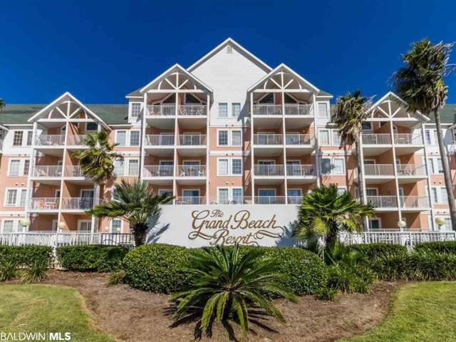 572 E Beach Blvd #309, Gulf Shores, AL 36542 (MLS #289679) :: Dodson Real Estate Group