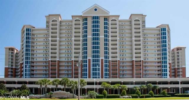 455 E Beach Blvd #615, Gulf Shores, AL 36542 (MLS #289683) :: Ashurst & Niemeyer Real Estate