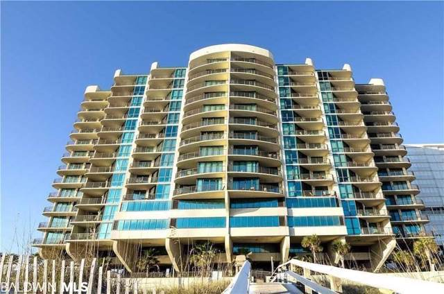 29488 Perdido Beach Blvd #808, Orange Beach, AL 36561 (MLS #289746) :: The Kim and Brian Team at RE/MAX Paradise