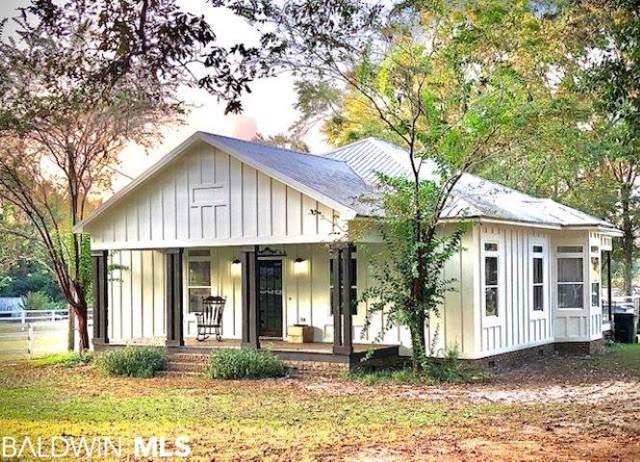 19191 A County Road 64, Rosinton, AL 36551 (MLS #289800) :: ResortQuest Real Estate