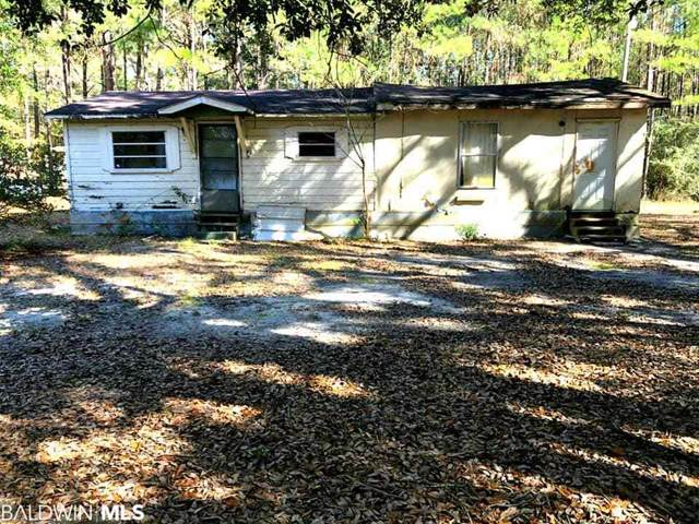 8295 Dixon Rd, Bay Minette, AL 36507 (MLS #289834) :: Elite Real Estate Solutions