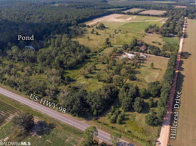 0 Us Highway 98, Elberta, AL 36530 (MLS #289859) :: Dodson Real Estate Group