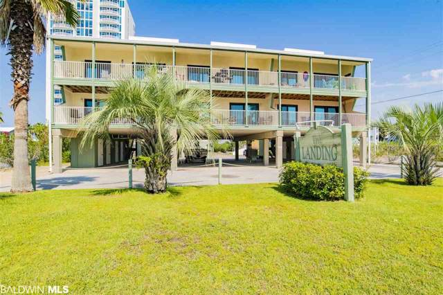 1904 W Beach Blvd #104, Gulf Shores, AL 36542 (MLS #289888) :: Dodson Real Estate Group