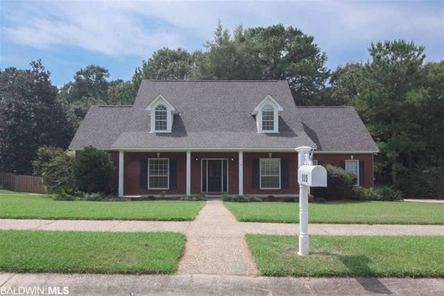 115 General Canby Drive, Spanish Fort, AL 36527 (MLS #289889) :: ResortQuest Real Estate
