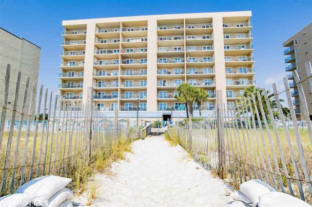 969 W Beach Blvd #1805, Gulf Shores, AL 36542 (MLS #289967) :: The Kim and Brian Team at RE/MAX Paradise