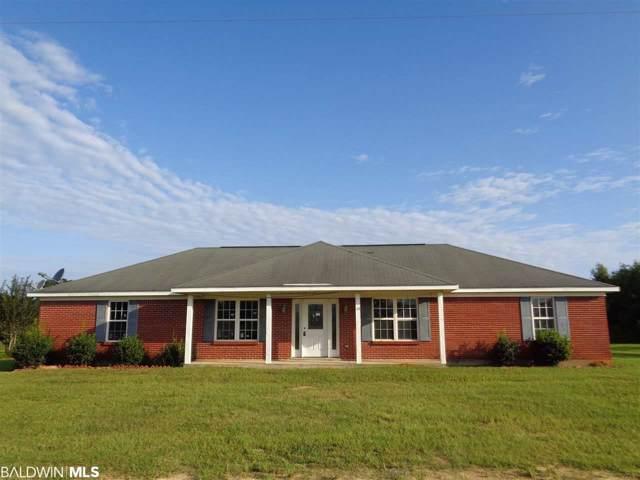 64 Wesley Drive, Atmore, AL 36502 (MLS #290032) :: Ashurst & Niemeyer Real Estate
