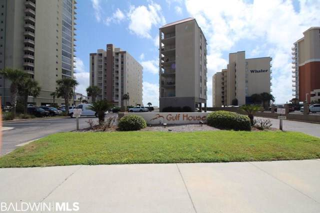 511 E Beach Blvd #503, Gulf Shores, AL 36542 (MLS #290079) :: The Kim and Brian Team at RE/MAX Paradise