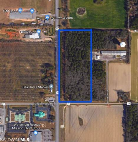 0 St Hwy 59, Foley, AL 36535 (MLS #290107) :: JWRE Powered by JPAR Coast & County