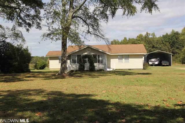 1735 Caraway Road, Atmore, AL 36502 (MLS #290155) :: Elite Real Estate Solutions
