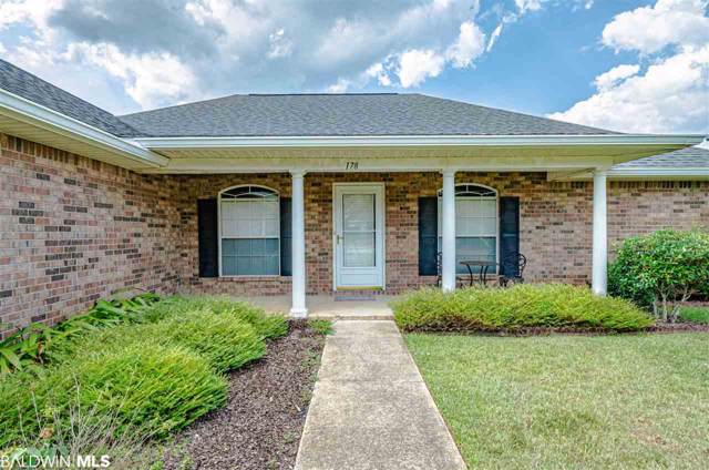 178 Pemberton Loop, Fairhope, AL 36532 (MLS #290199) :: The Kim and Brian Team at RE/MAX Paradise