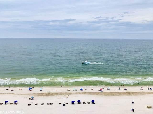533 W Beach Blvd #1502, Gulf Shores, AL 36542 (MLS #290227) :: ResortQuest Real Estate