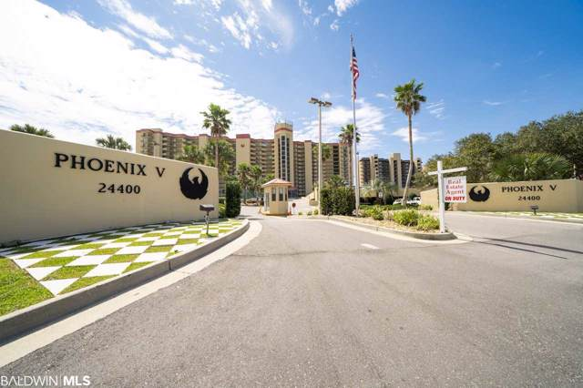 24400 Perdido Beach Blvd #708, Orange Beach, AL 36561 (MLS #290247) :: Dodson Real Estate Group