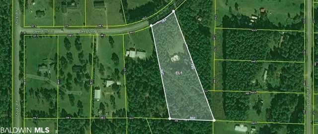 10828 Deer Foot Lane, Elberta, AL 36530 (MLS #290271) :: Jason Will Real Estate