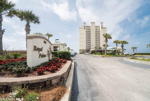 561 E Beach Blvd #902, Gulf Shores, AL 36542 (MLS #290273) :: Elite Real Estate Solutions