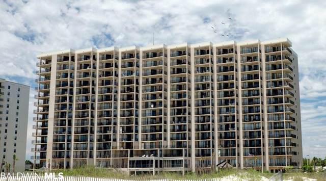 27100 Perdido Beach Blvd #811, Orange Beach, AL 36561 (MLS #290279) :: The Kathy Justice Team - Better Homes and Gardens Real Estate Main Street Properties