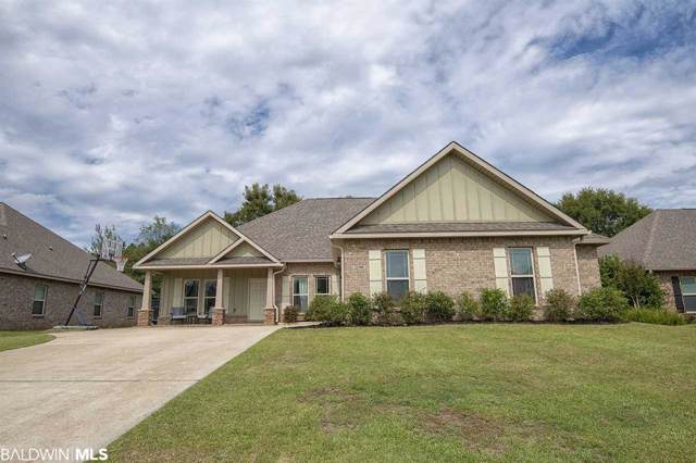 11909 Alabaster Drive, Daphne, AL 36526 (MLS #290294) :: Jason Will Real Estate
