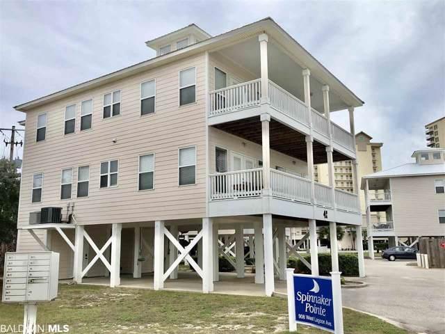 908 W Lagoon Avenue 4A, Gulf Shores, AL 36542 (MLS #290360) :: Coldwell Banker Coastal Realty