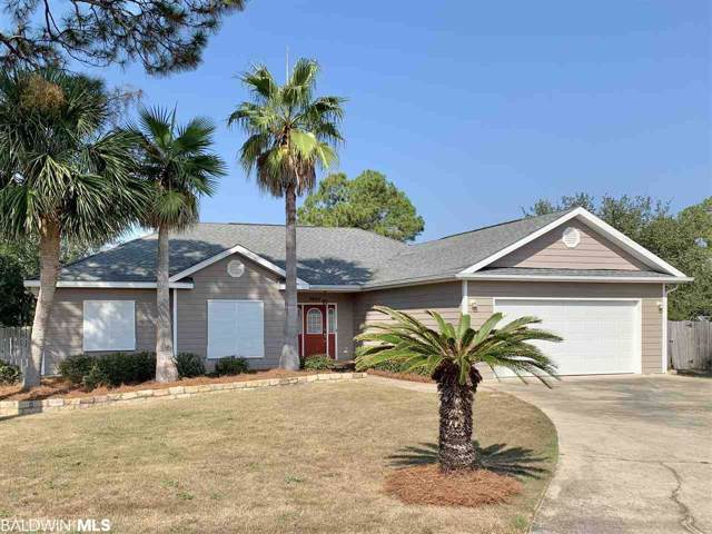 26411 Caribe Drive, Orange Beach, AL 36561 (MLS #290396) :: The Dodson Team