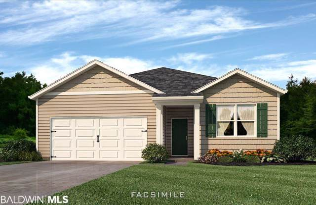 18300 Lewis Smith Drive, Foley, AL 36535 (MLS #290424) :: JWRE