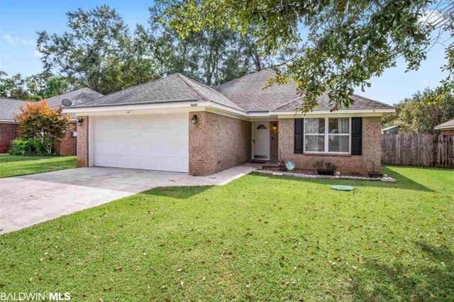 9645 S Spring Meadow Drive, Mobile, AL 36695 (MLS #290427) :: Elite Real Estate Solutions