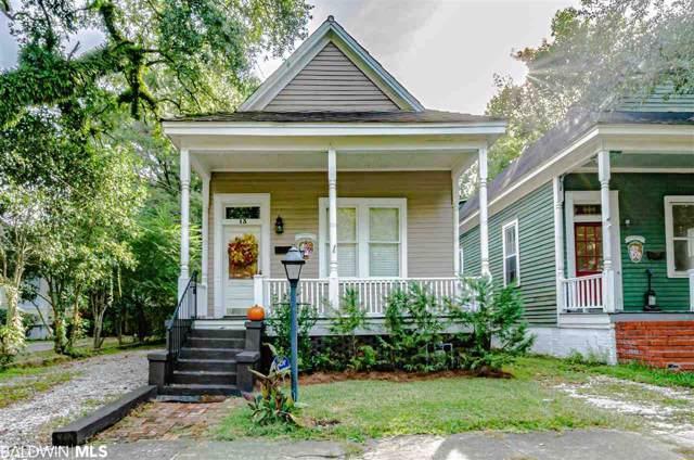 13 S Julia Street, Mobile, AL 36604 (MLS #290442) :: The Dodson Team