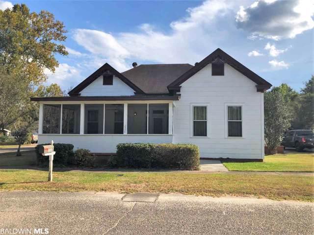 2338 Cary Street, Flomaton, AL 36441 (MLS #290444) :: Elite Real Estate Solutions
