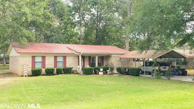1502 Armstrong Avenue, Bay Minette, AL 36507 (MLS #290462) :: The Dodson Team