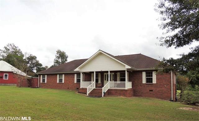 722 Shoffner St, East Brewton, AL 36426 (MLS #290486) :: Elite Real Estate Solutions