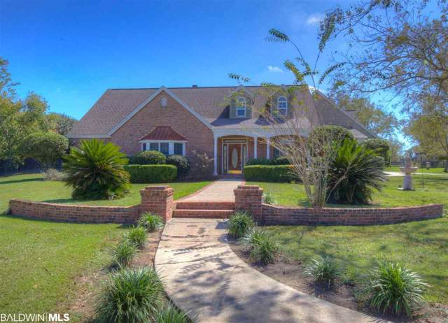 12832 Dominion Drive, Fairhope, AL 36532 (MLS #290505) :: Elite Real Estate Solutions