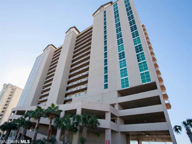 931 W Beach Blvd #1007, Gulf Shores, AL 36542 (MLS #290530) :: Dodson Real Estate Group